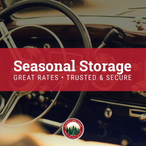 Antique car storage